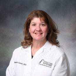 BARBARA CARTER, MD