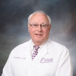 GEORGE RECTOR, JR., MD