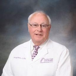 GEORGE RECTOR, JR., MD