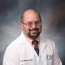 PAUL R. MONCLA, MD